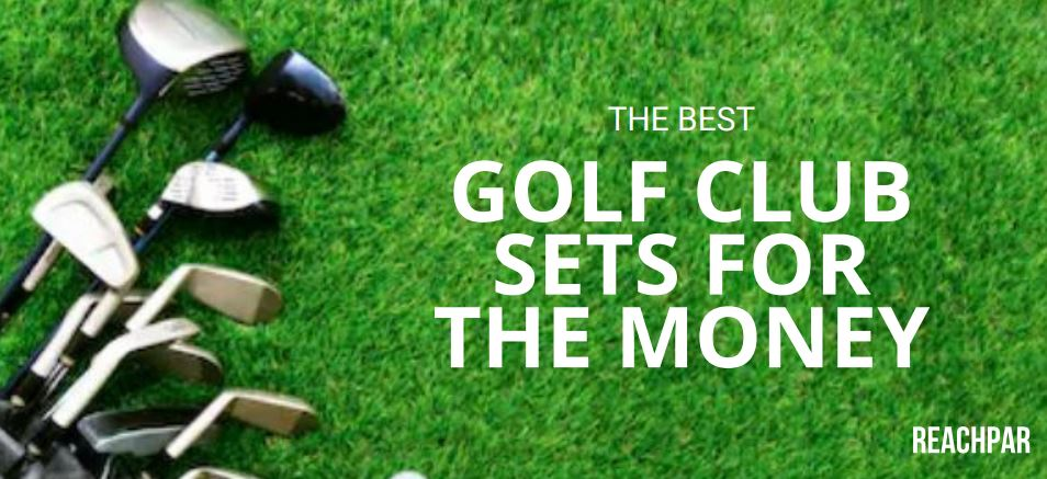 best golf club sets for the money featured image