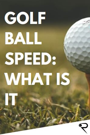 golf ball speed what is it main image