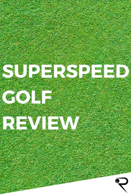 superspeed golf review main image