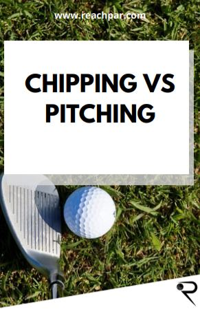 chipping vs pitching main image