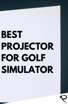 best projector for golf simulator main image