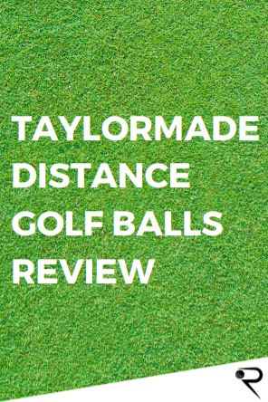 taylormade distance plus golf balls review